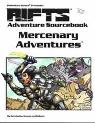 Rifts Mercenary Adventures