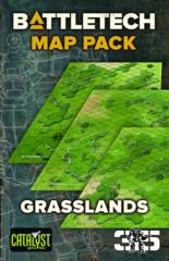 Battletech Map Pack - Grasslands