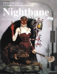 Nightbane RPG