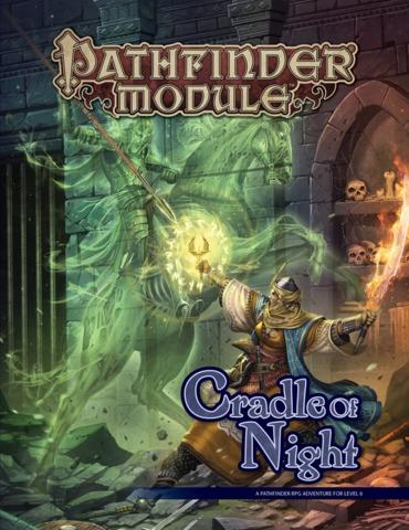 Pathfinder Module - Cradle of Night 9554