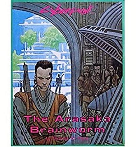 Cyberpunk - The Arasaka Brainworm - 5000