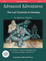 Advanced Adventures 9 - The Lost Pyramid of Imhotep 6109