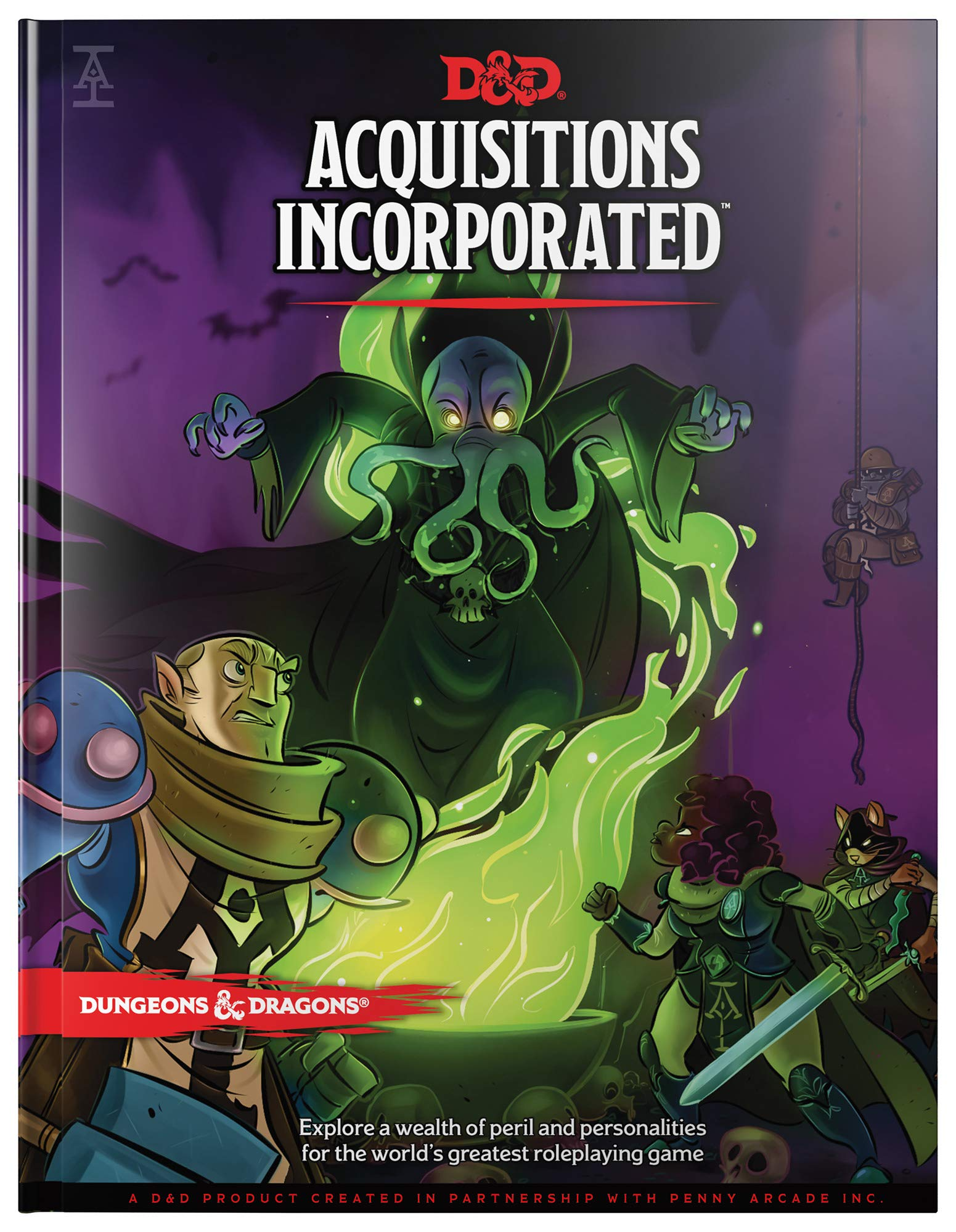 D&D 5E - Acquisitions Incorporated