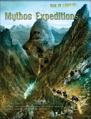 Trail of Cthulhu: Mythos Expeditions HC