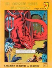 AD&D - The Treasure Vaults of Lindoran JG 190