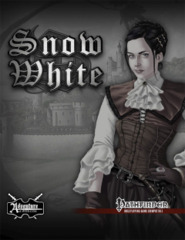 Snow White Pathfinder Compatible Hardcover