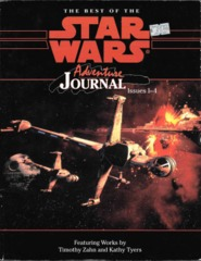 Best of Star Wars Adventure Journal 1-4