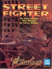 Autoventures - Street Fighter (1985)