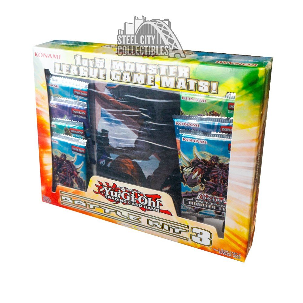 Yu-Gi-Oh! - Battle Kit 3: Monster League