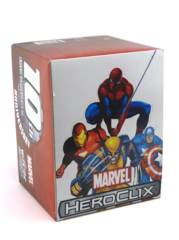 Marvel Heroclix 10th Anniversary