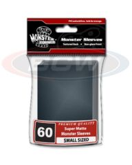 Monster Flat Matte YGO Size - Black