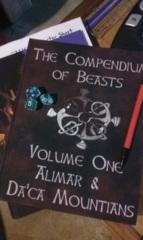 Myythic: Compendium of Beasts Vol. 1