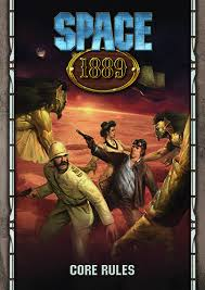 Space 1889: Core Rules