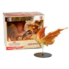 D&D Icons of the Realms Tyranny of Dragons Ancient Brass Dragon