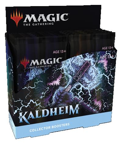 MTG Kaldheim Collector Booster Box