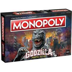 Monopoly - Godzilla Monster Edition