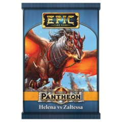 Epic Card Game: Pantheon - Helena vs Zaltessa