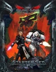 40k Wrath & Glory - Starter Set