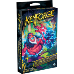 KF10 - Keyforge: Mass Mutation Deluxe Deck