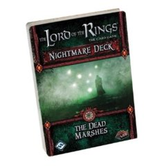 Lord of the Rings LCG Nightmare Deck - Dead Marshes