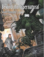 Beyond the Supernatural Second Edition RPG