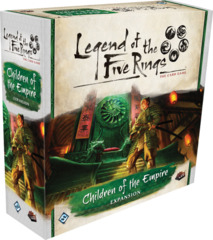 Legend of the Five Rings: Children of the Empire Expansion