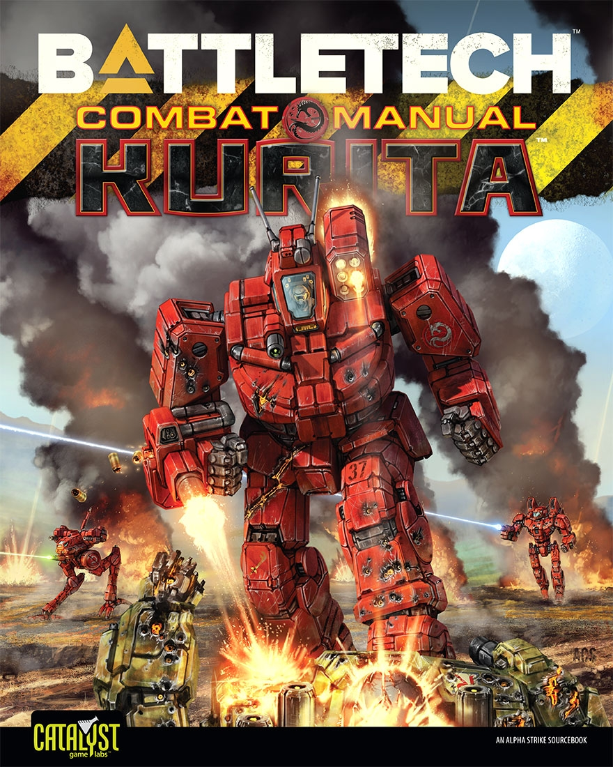 Battletech Combat Manual Kurita