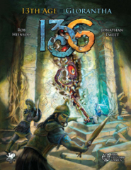 13th Age Glorantha CHA 4400