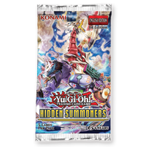 YGO - Hidden Summoners Booster