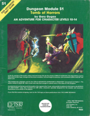 AD&D: S1 - Tomb of Horrors 9022