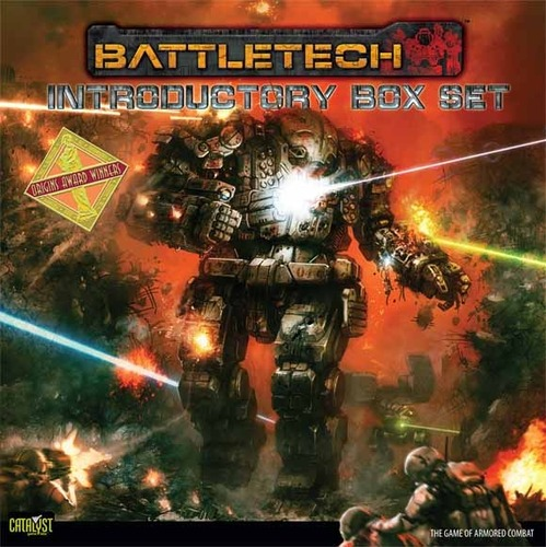 Battletech Introductory Box Set
