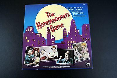 Honeymooners Game, The TSR, 1986