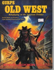 GURPS Old West 6044
