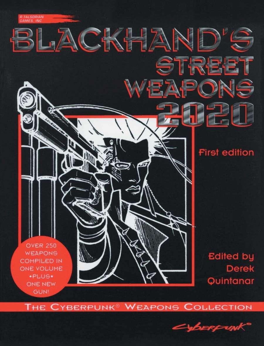 Blackhands Street Weapons 2020