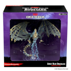 D&D Icons of the Realms - Adult Blue Dracolich