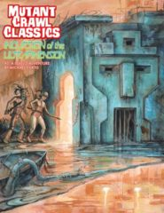 Mutant Crawl Classics #3 - Incursion of the Ultradimension