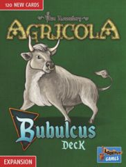 Agricola - Bubulcus Deck Expansion