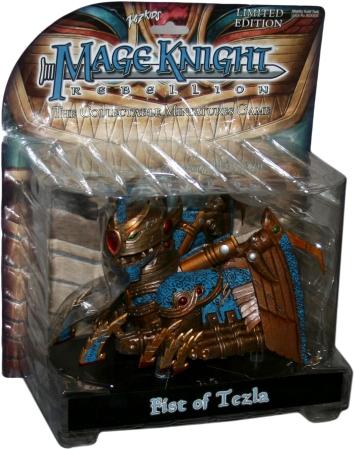 Mage Knight Fist of Tezla