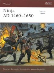 Ninja AD 1460-1650 (Warrior 64)