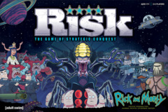 Risk - Rick and Morty