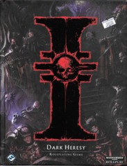 Dark Heresy: Core Rulebook (Second Edition)