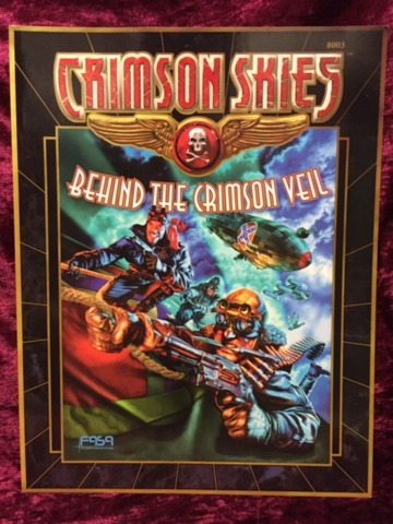 Crimson Skies Behind the Crimson Veil (FASA)