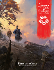 L5R10 - Legend of the Five Rings RPG: Path of Waves
