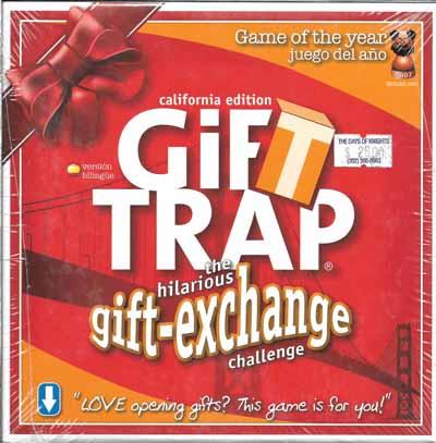 Gift Trap: California Edition
