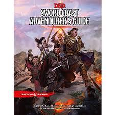 D&D 5E Sword Coast Adventurer's Guide