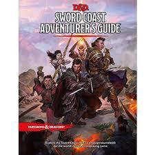 D&D 5E - Sword Coast Adventurer's Guide