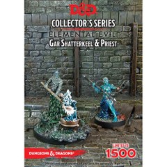 D&D Collector's Series Gar Shatterkeel & Priest