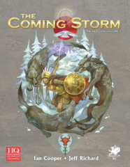 HeroQuest: The Coming Storm Vol 1 HC
