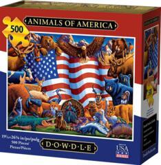 500pc - Animals Of America