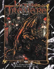 Vampire: The Dark Ages 2829 House of Tremere